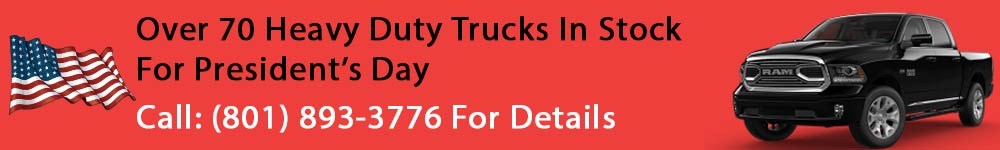 President's Day Sale On Trucks in Riverdale