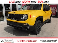 New 2018 Jeep Renegade UPLAND 4X4 Sport Utility Riverdale