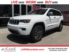 New 2019 Jeep Grand Cherokee LIMITED 4X4 Sport Utility for sale near you in Riverdale, UT near Ogden