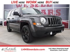 Certified Pre-Owned 2015 Jeep Patriot Sport FWD SUV Riverdale