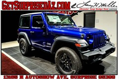 New 2018 Jeep Wrangler SPORT 4X4 Sport Utility for sale near you in Surprise, AZ