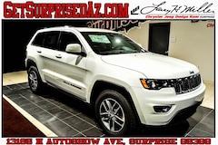 new cars, trucks, and SUVs 2018 Jeep Grand Cherokee LAREDO E 4X2 Sport Utility for sale near you in Surprise, AZ
