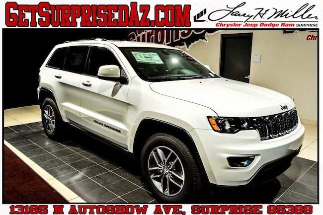 New vehicle 2018 Jeep Grand Cherokee LAREDO E 4X2 Sport Utility for sale near you in Surprise, AZ