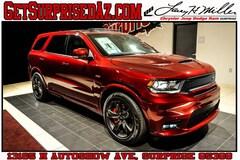 New 2018 Dodge Durango SRT AWD Sport Utility for sale near you in Surprise, AZ