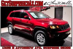new cars, trucks, and SUVs 2018 Jeep Grand Cherokee LAREDO E 4X4 Sport Utility for sale near you in Surprise, AZ