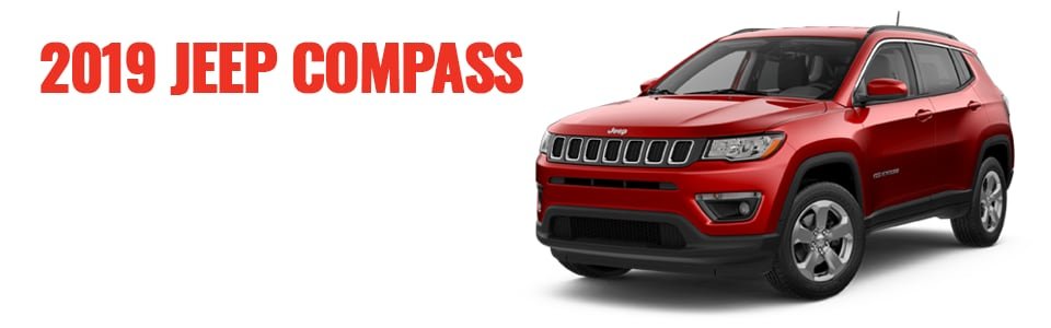 Review & Compare the 2019 Jeep Compass at Larry H. Miller Chrysler Jeep Dodge Ram Surprise