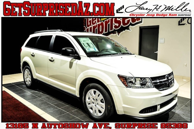 New vehicle 2018 Dodge Journey SE Sport Utility for sale near you in Surprise, AZ