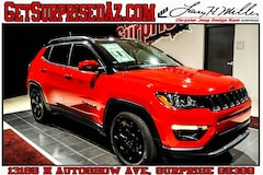 New 2019 Jeep Compass ALTITUDE FWD Sport Utility for sale near you in Surprise, AZ