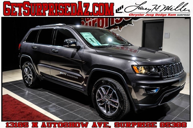 New vehicle 2018 Jeep Grand Cherokee LAREDO E 4X4 Sport Utility for sale near you in Surprise, AZ