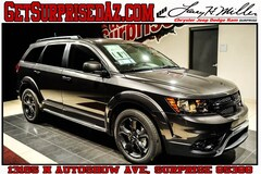 New 2018 Dodge Journey CROSSROAD Sport Utility for sale near you in Surprise, AZ
