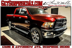 New 2018 Ram 2500 BIG HORN CREW CAB 4X4 6'4 BOX Crew Cab for sale near you in Surprise, AZ