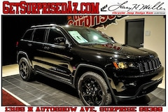 new cars, trucks, and SUVs 2018 Jeep Grand Cherokee UPLAND 4X4 Sport Utility for sale near you in Surprise, AZ