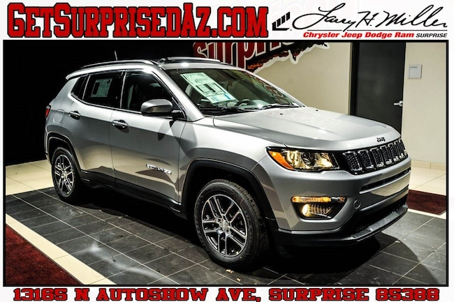New 2019 Jeep Compass SUN & WHEEL FWD Sport Utility for sale near you in Surprise, AZ