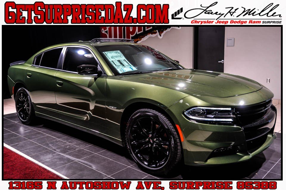 Featured 2018 Dodge Charger R/T RWD Sedan for sale near you in Surprise, AZ