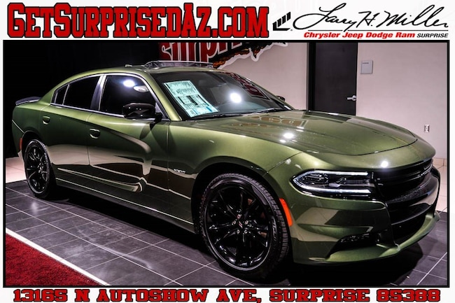 New vehicle 2018 Dodge Charger R/T RWD Sedan for sale near you in Surprise, AZ