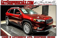 New 2019 Jeep Cherokee LATITUDE FWD Sport Utility for sale near you in Surprise, AZ