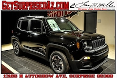 new cars, trucks, and SUVs 2018 Jeep Renegade LATITUDE 4X2 Sport Utility for sale near you in Surprise, AZ