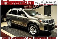 Used 2015 Kia Sorento LX V6 FWD SUV for sale near you in Surprise, AZ