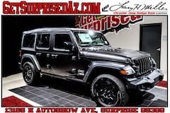 New 2018 Jeep Wrangler UNLIMITED SPORT 4X4 Sport Utility for sale near you in Surprise, AZ