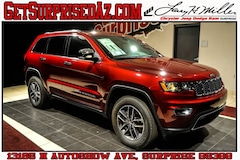 New 2018 Jeep Grand Cherokee LIMITED 4X4 Sport Utility for sale near you in Surprise, AZ
