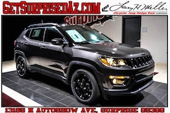 New 2018 Jeep Compass ALTITUDE FWD Sport Utility for sale near you in Surprise, AZ
