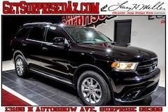 new cars, trucks, and SUVs 2018 Dodge Durango SXT PLUS RWD Sport Utility for sale near you in Surprise, AZ