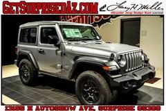 New 2018 Jeep Wrangler SPORT 4X4 Sport Utility for sale near you in Surprise, AZ