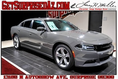 New 2018 Dodge Charger SXT PLUS RWD - LEATHER Sedan for sale near you in Surprise, AZ