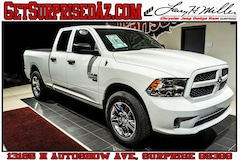 New 2019 Ram 1500 CLASSIC EXPRESS QUAD CAB 4X2 6'4 BOX Quad Cab for sale near you in Surprise, AZ