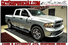 New 2018 Ram 1500 EXPRESS CREW CAB 4X2 5'7 BOX Crew Cab for sale near you in Surprise, AZ