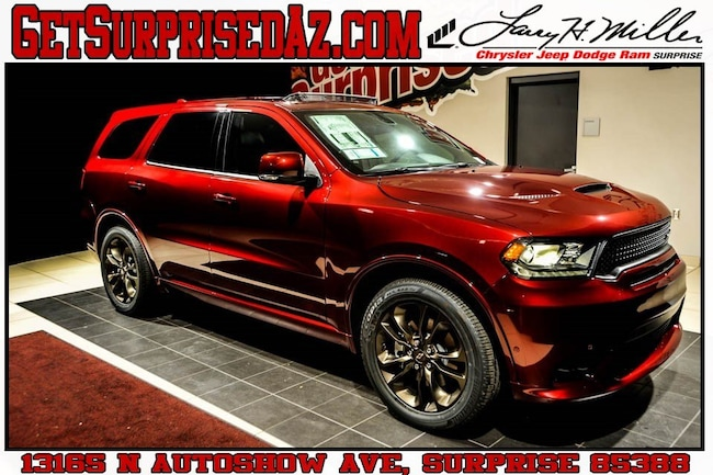 New vehicle 2019 Dodge Durango R/T RWD Sport Utility for sale near you in Surprise, AZ