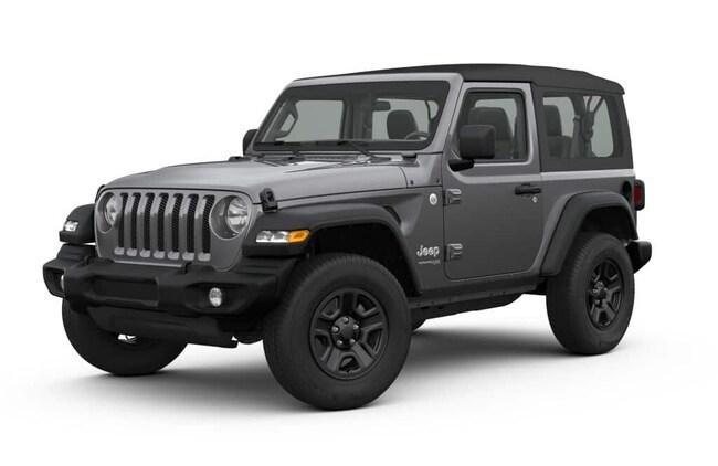 New 2019 Jeep Wrangler SPORT 4X4 Sport Utility for sale near you in Surprise, AZ
