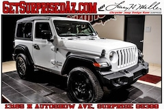new cars, trucks, and SUVs 2018 Jeep Wrangler SPORT 4X4 Sport Utility for sale near you in Surprise, AZ