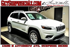 New 2019 Jeep Cherokee LATITUDE 4X4 Sport Utility for sale near you in Surprise, AZ