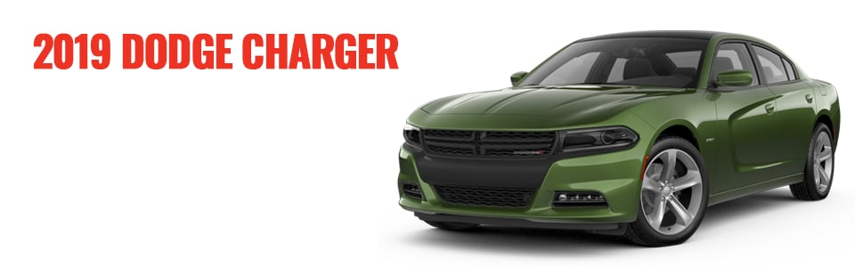 Review & Compare the 2019 Dodge Charger at Larry H. Miller Chrysler Jeep Dodge Ram Surprise