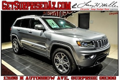 New 2018 Jeep Grand Cherokee STERLING EDITION 4X4 Sport Utility for sale near you in Surprise, AZ