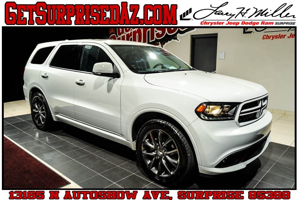 Featured 2018 Dodge Durango GT SUV for sale near you in Surprise, AZ