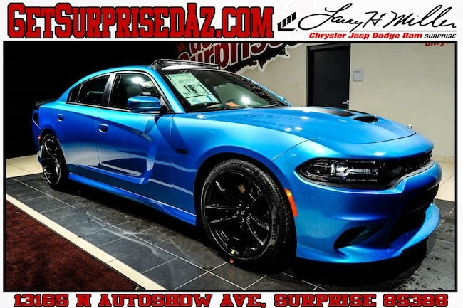 New vehicle 2019 Dodge Charger SCAT PACK RWD Sedan for sale near you in Surprise, AZ