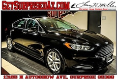 Used 2016 Ford Fusion SE Sedan for sale near you in Surprise, AZ