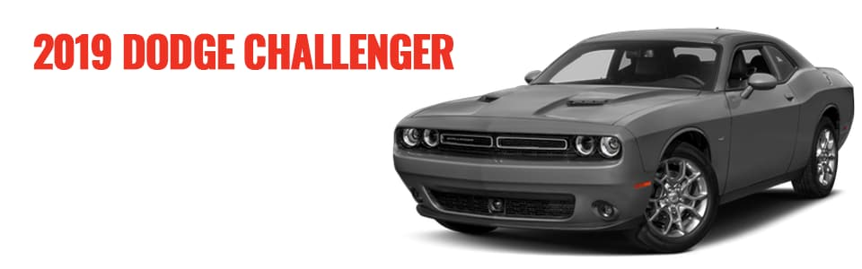 Review & Compare the 2019 Dodge Challenger at Larry H. Miller Chrysler Jeep Dodge Ram Surprise
