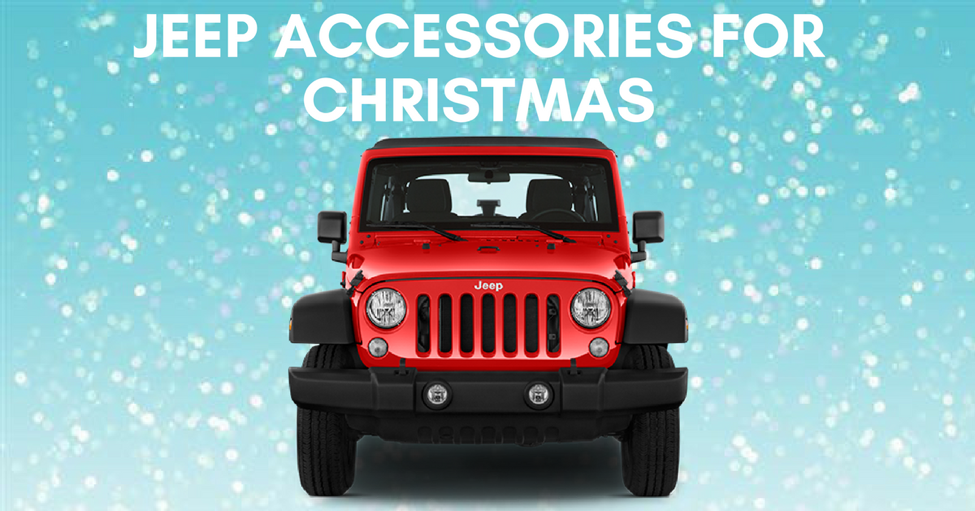 Best Christmas Gifts for Your Jeep