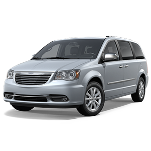 New Chrysler Town and Country