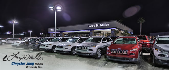Larry H Miller Chrysler >> About Larry H. Miller Tucson Chrysler Jeep in Tucson | New & Used Cars