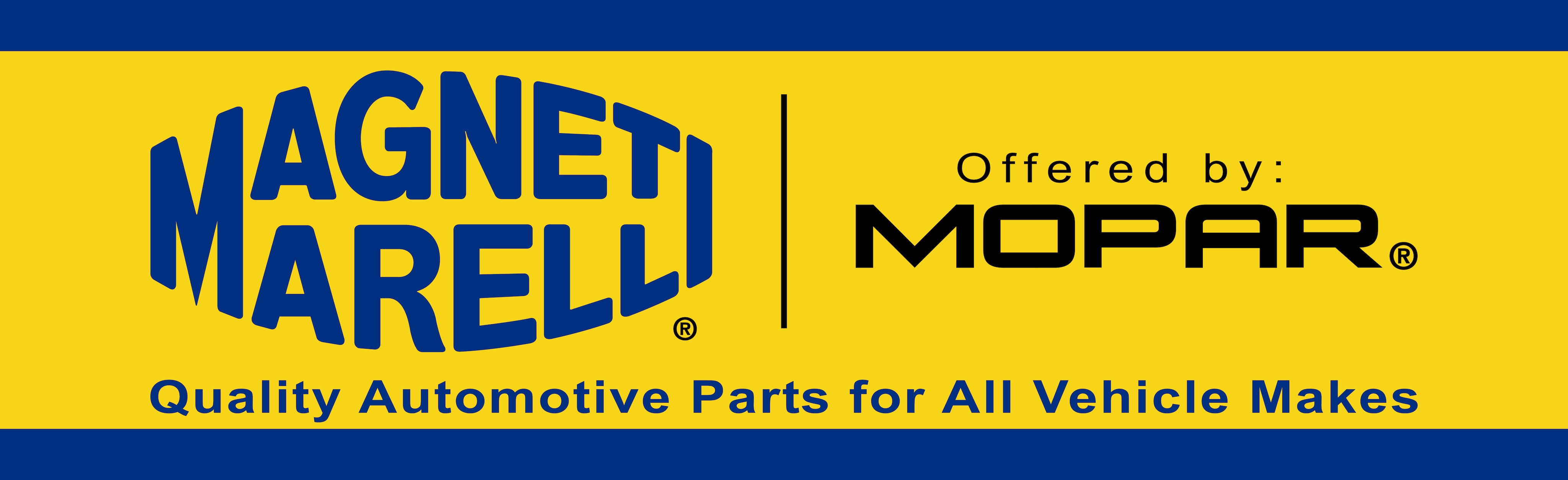 Magneti Marelli Auto Parts at Larry H Miller Chrysler Jeep Tucson