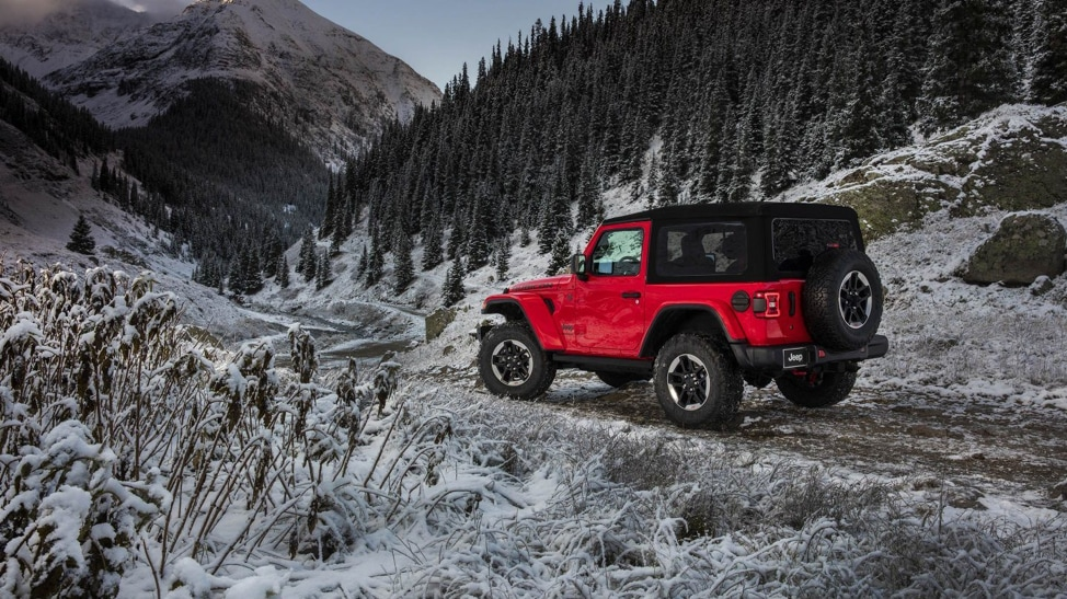 Jeep In Snow >> Take A Snow Day These Are The Best Jeeps For The Snow