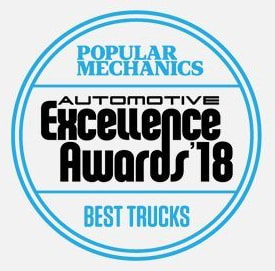 2019 Ram 1500 Awarded Popular Mechanics Automotive Excellence Awards 2018