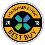 2018 Chrysler Pacifica named Best Buy by Consumer Guide