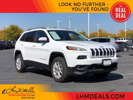 Featured Used 2018 Jeep Cherokee Latitude Plus SUV for sale near you in Sandy, UT