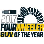 2017 Jeep Grand Cherokee Trialhawk named 2017 Four Wheeler SUV of the Year