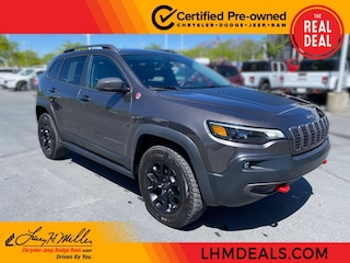 Used 2019 Jeep Cherokee Trailhawk 4x4 SUV Sandy, UT
